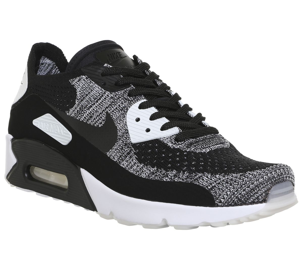 new concept 6c908 17cb7 Nike Air Max 90 Ultra 2.0 Fk Black White - His trainers