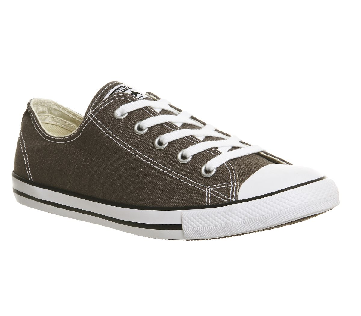 b9dadca38d9bb3 Converse All Star Dainty Charcoal - Hers trainers
