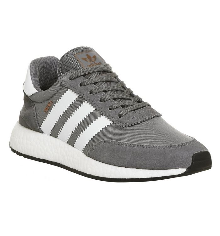 32e8bee9f65a Adidas I-5923 Trainers Vista Grey White Black
