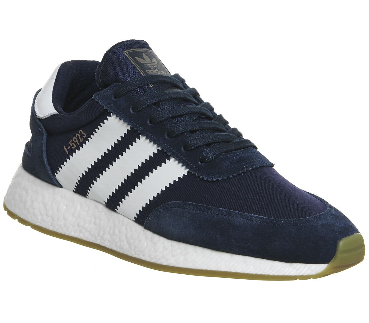 big sale fabb7 77162 adidas I-5923 Trainers Collegiate Navy Gum - Hers trainers