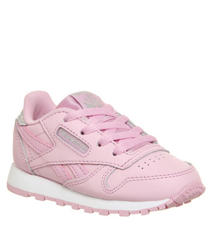 48006aaf80207 06-09-2017 · Reebok Classic Leather Td Pastel Charming Pink Glow. was  £29.99 ...