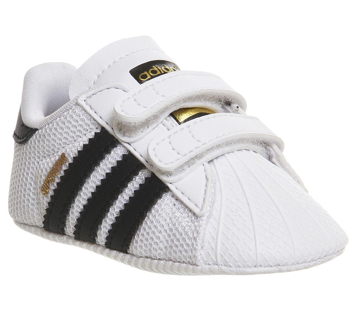 f83c5099935 adidas Superstar Crib White Black White - Unisex