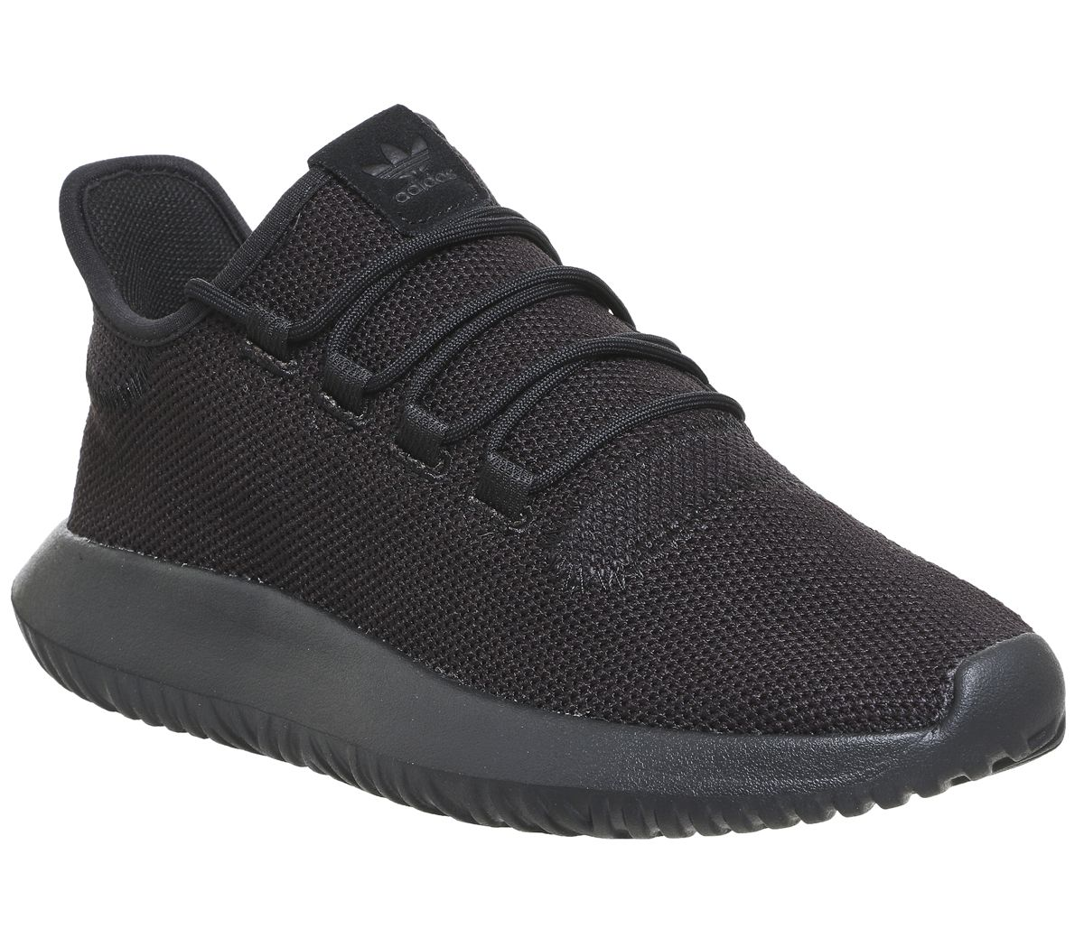 best cheap de5e8 2da21 adidas Tubular Shadow Black Mono - His trainers