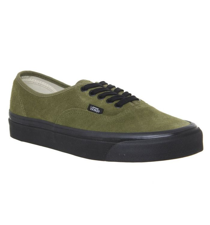 90479eb1aa Vans Authentic 44 Dx Trainers Anaheim Og Olive Suede - His trainers