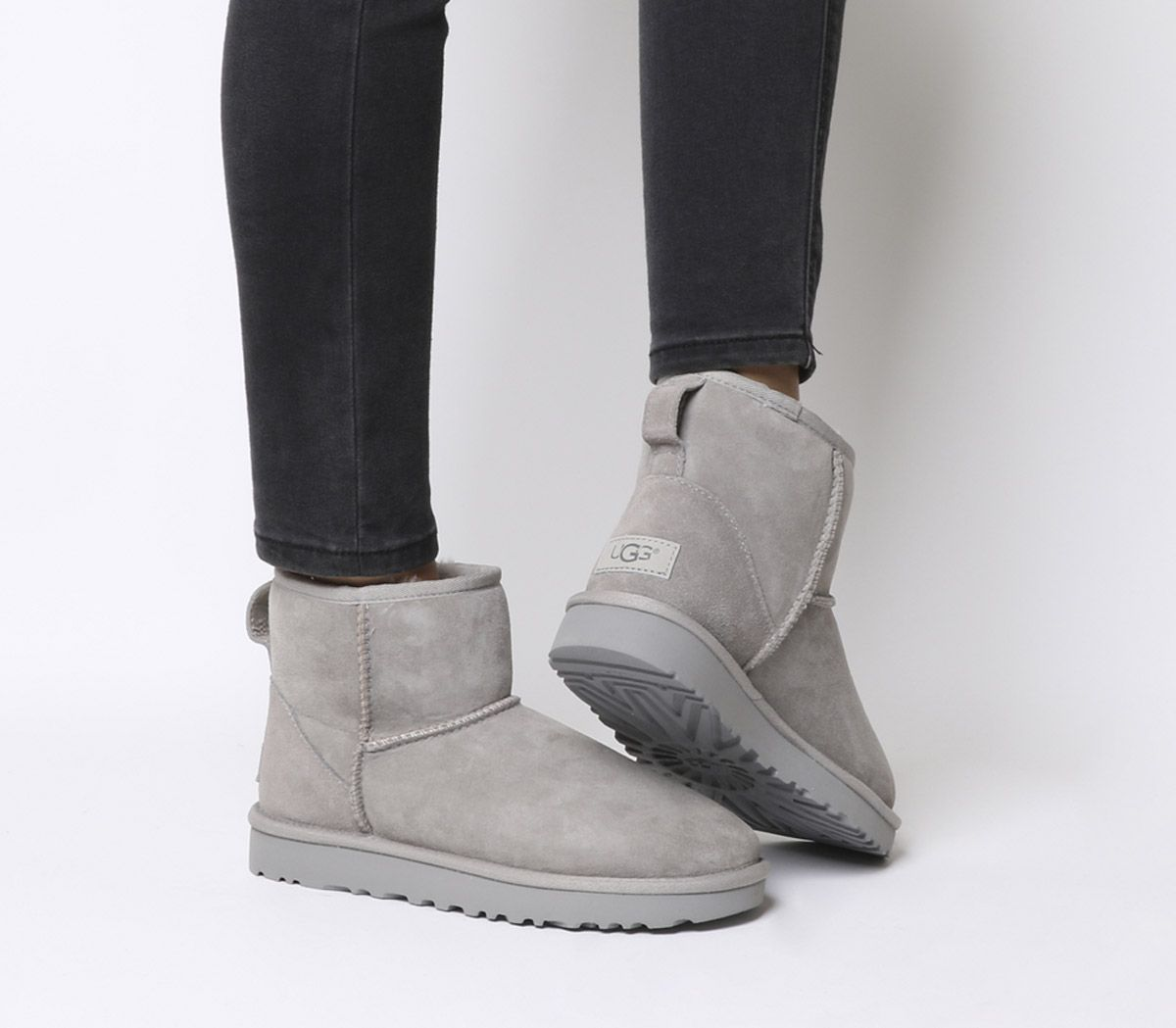 ee19016b1cd UGG Classic Mini II Boots Seal - Ankle Boots