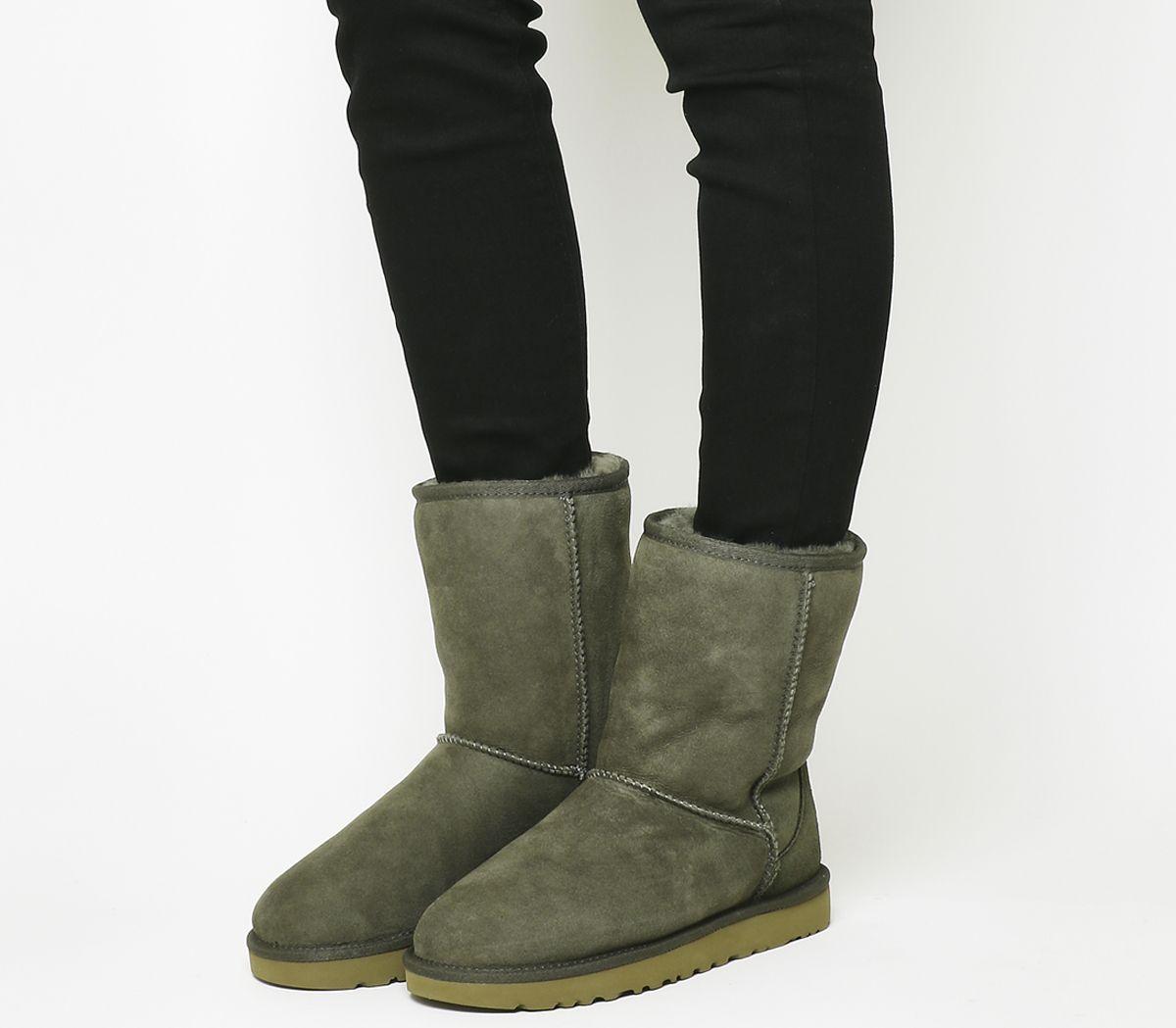 75d024cae7 Classic Short II Boots