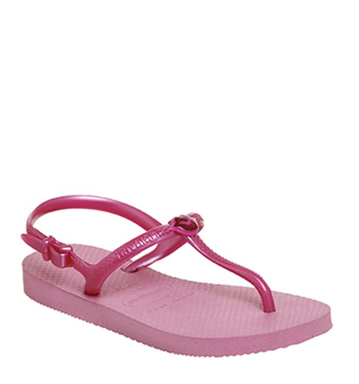 96684f702 19-03-2018 · Havaianas Kids Freedom Sandals Lipstick Rose