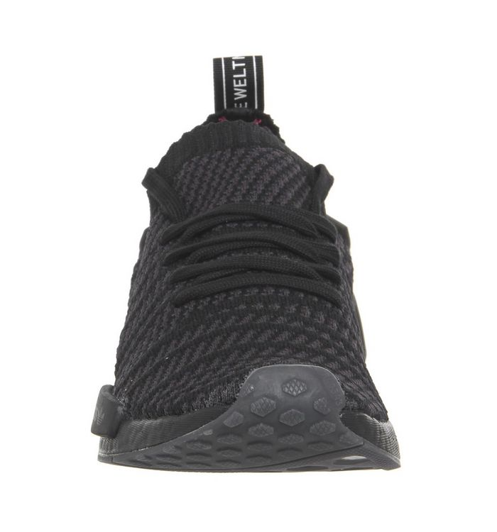 4391ef46c2e67 ... Core Black Utility Black Solar Pink  Nmd R1 Trainers  Nmd R1 Trainers  ...