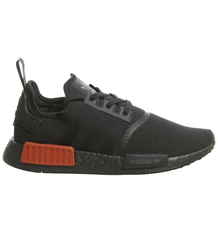 super popular bd1cf ea823 ... Core Black Lush Red  Nmd R1 Trainers ...