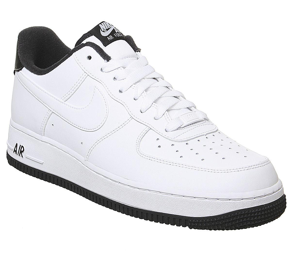 Nike Sportswear Air Force 1 07 White/Black   315115 152