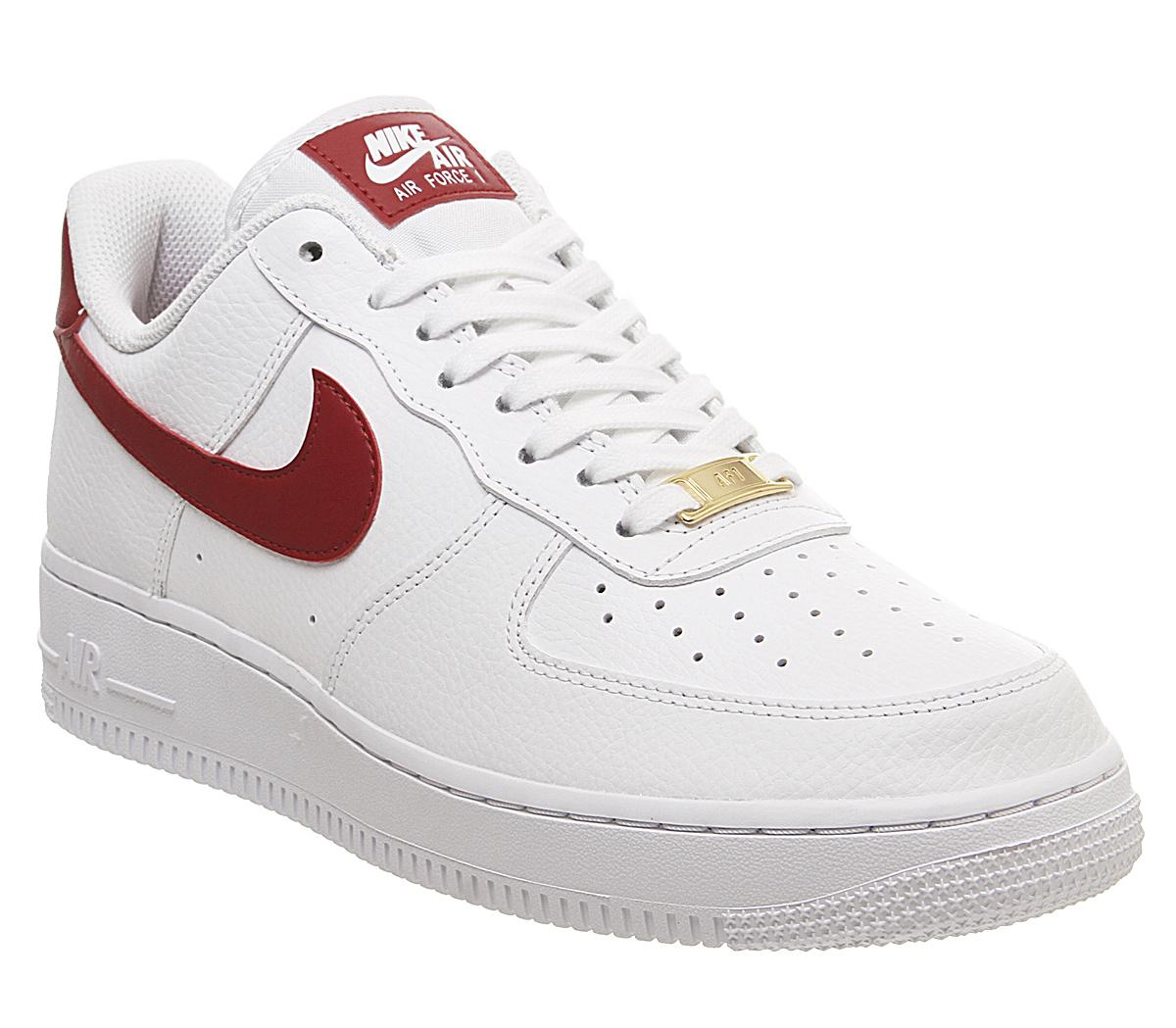 Nike Air Force 1 07 Trainers White Gym