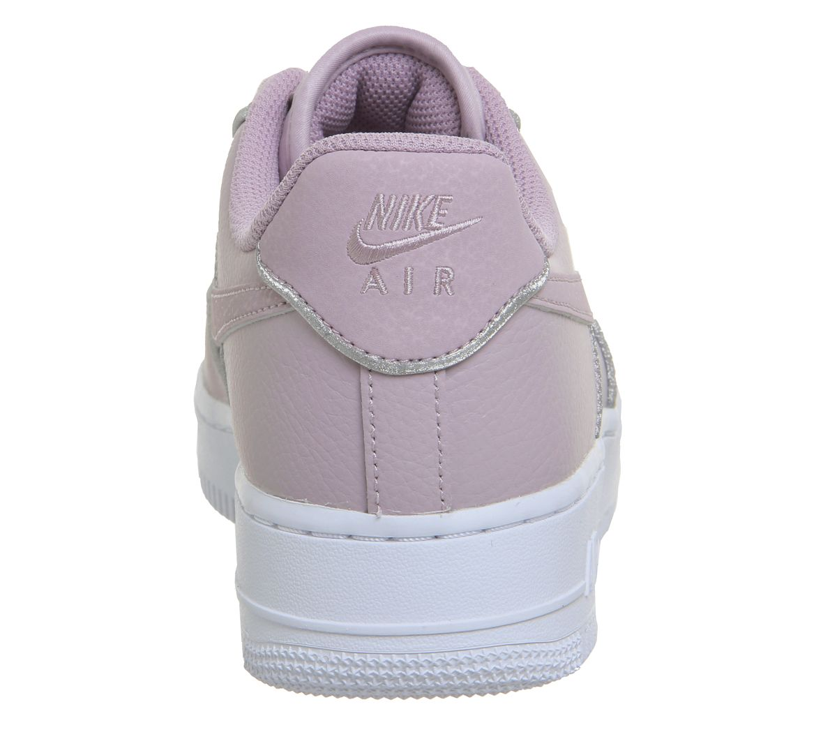 fcbbf64f6 Nike Air Force 1 07 Trainers Particle Rose Glitter - Hers trainers