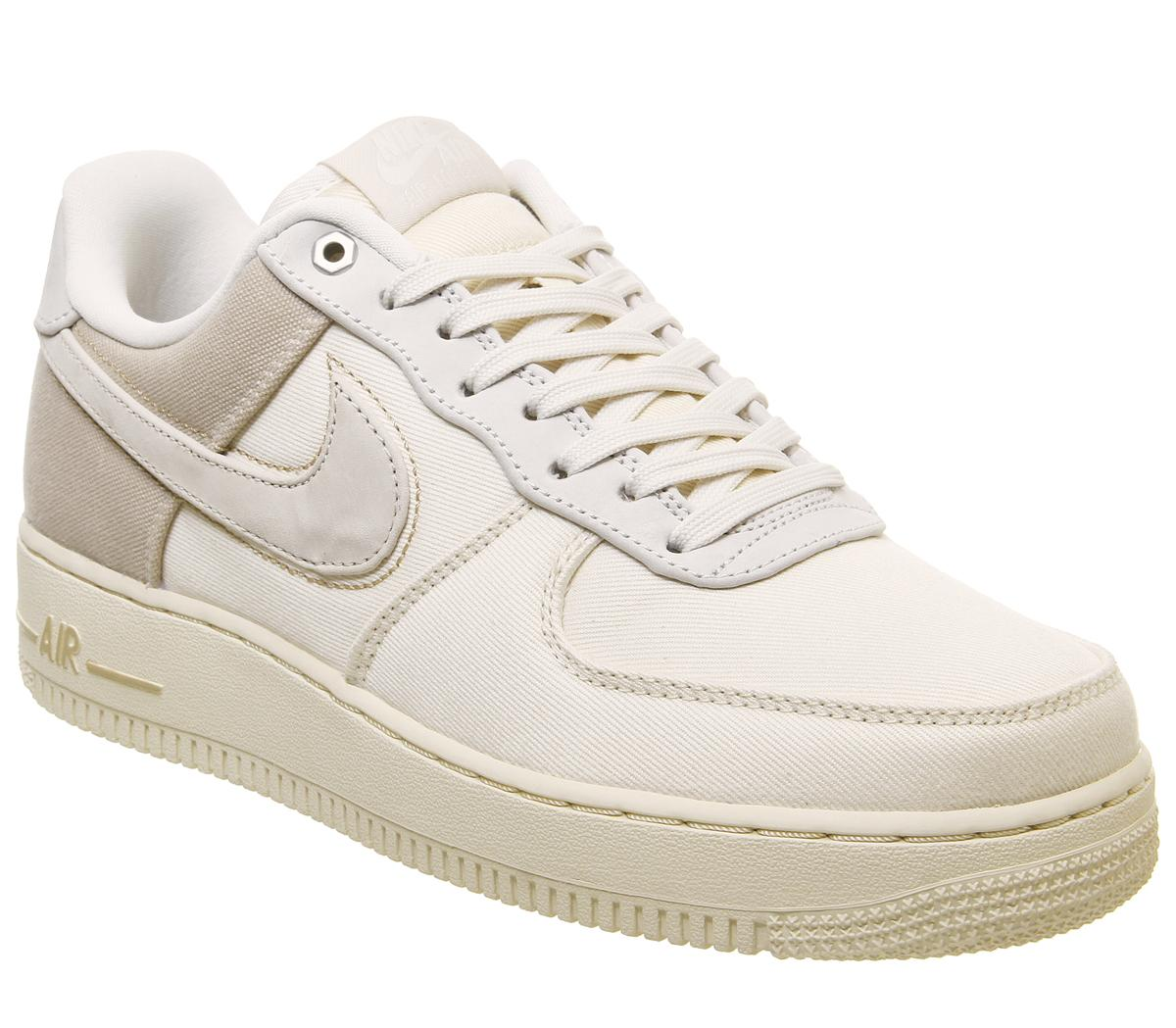 Nike Air Force 1 07 Pale Ivory Light Cream Desert Ore