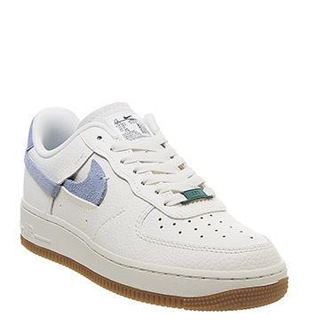 Nike AIR MAX JEWELL W Weiss Schuhe Sneaker Low Damen 87