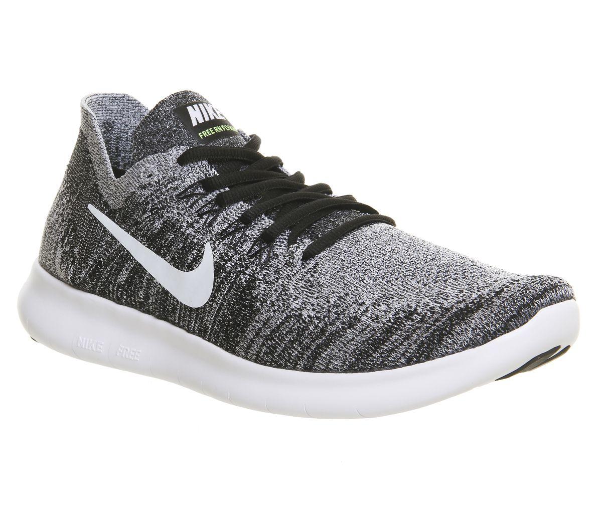 54de2d4e56238 Nike Free Run 2 Fk Grey Black Volt M - His trainers