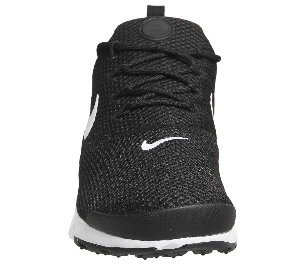 fa20529626e3 Nike Presto Fly Trainers Black White Black - Hers trainers