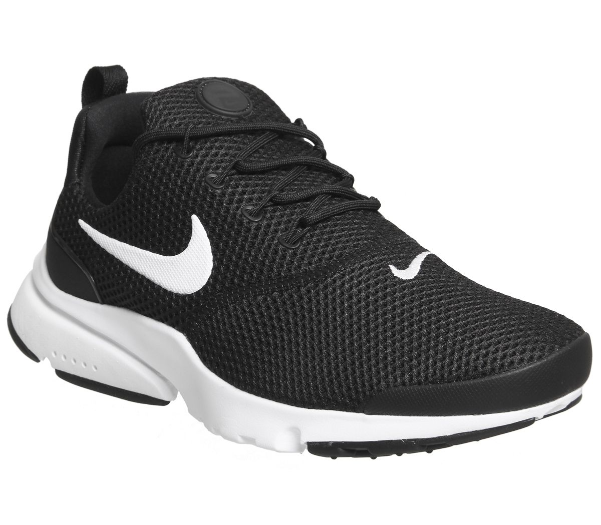154681227a1af Nike Presto Fly Trainers Black White Black - Hers trainers