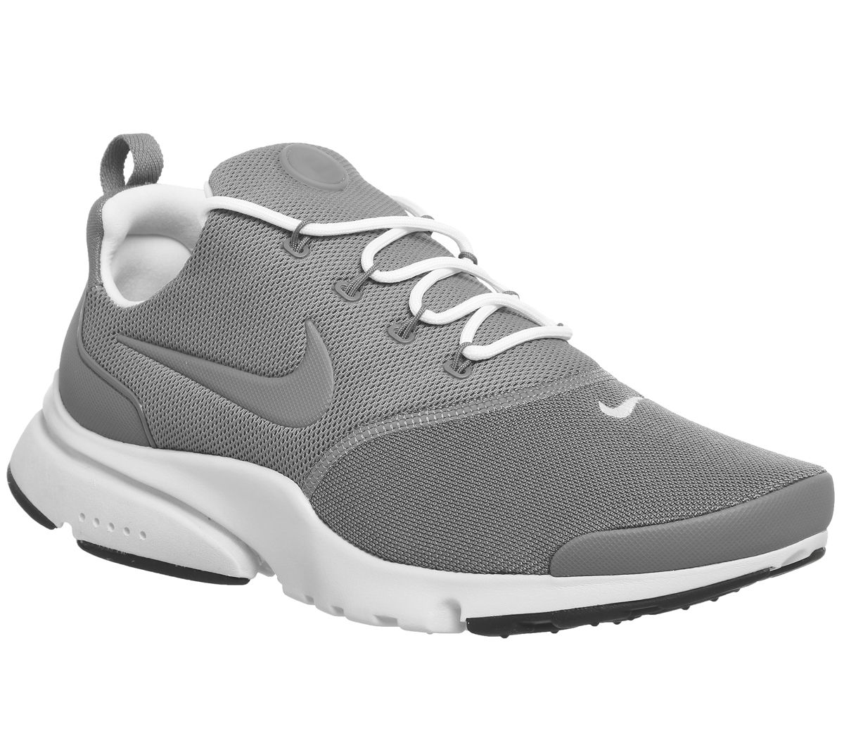 711ef0873a4b Nike Presto Fly Trainers Grey White - Hers trainers