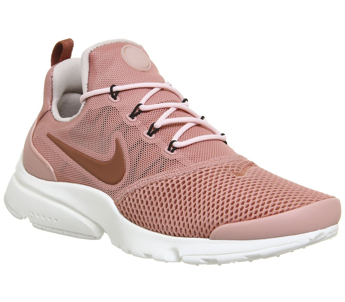 41eab028e2dd Nike Presto Fly Trainers Stardust Pink White - Hers trainers