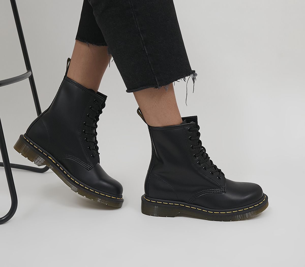 7ce567a3fd8 8 Eyelet Lace Up Boots
