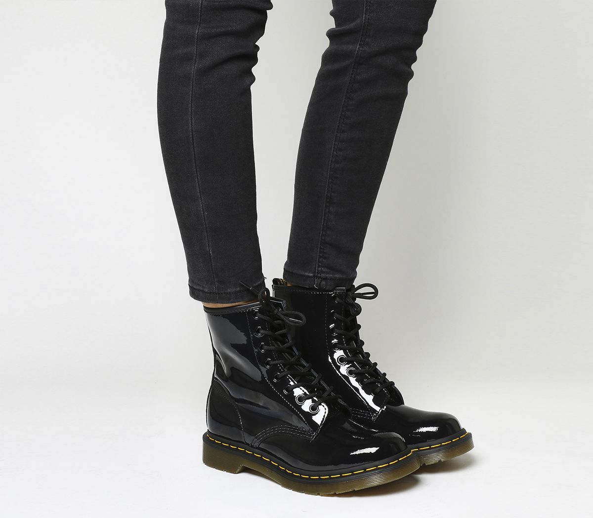 7755fd126fa 8 Eyelet Lace Up Boots