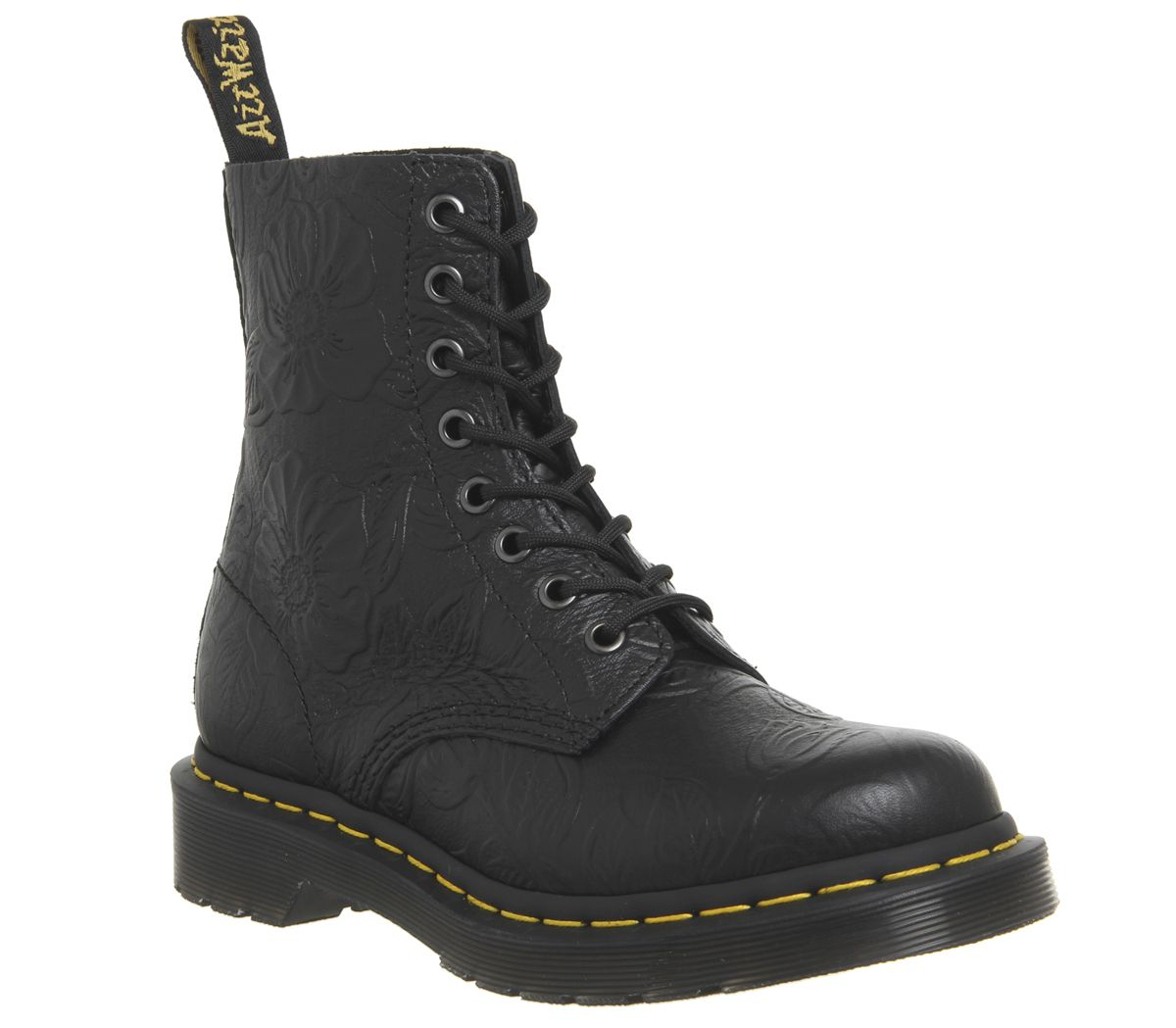 48b611d6955 8 Eyelet Lace Up Boots