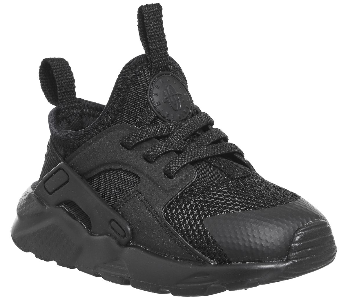 070c0d38dabe Nike Huarache Run Ultra Td Black - Unisex