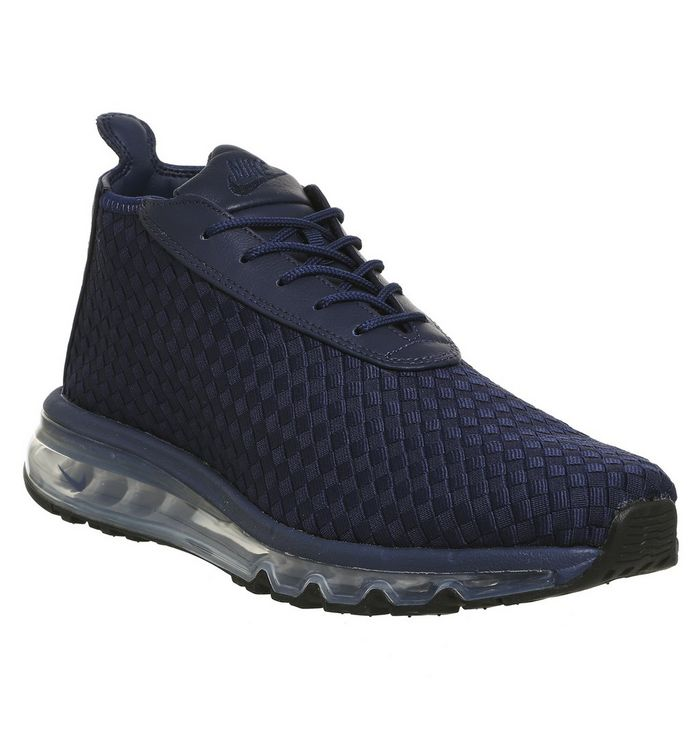 wholesale dealer ea2c7 28658 Air Max Woven Boots  Nike, Air Max Woven Boots, Midnight Navy ...
