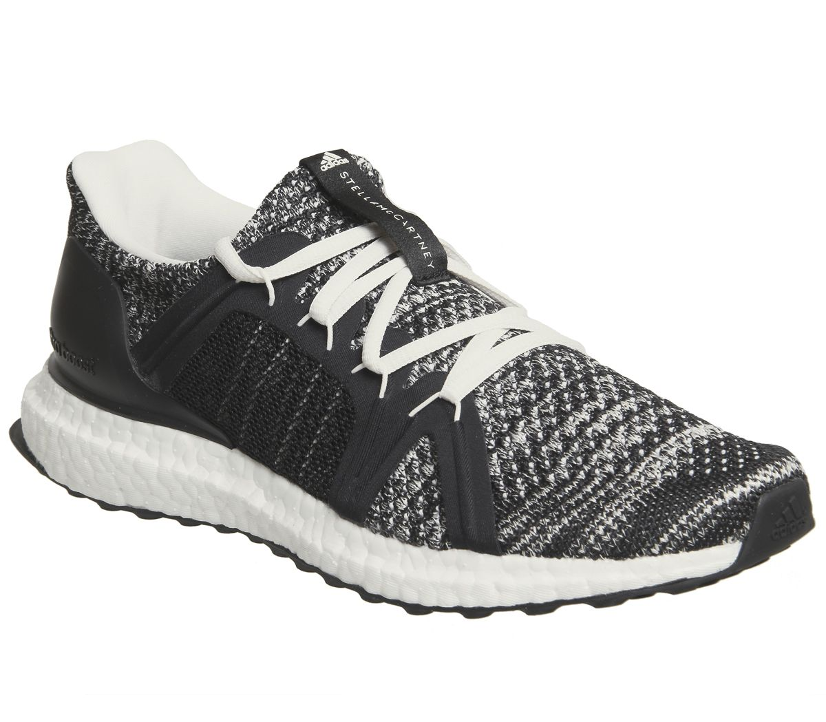 c06e63195b566 adidas Stella McCartney Stella Mccartney X Ultra Boost Black White ...