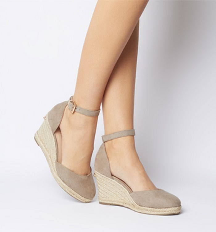 99307e27954 08-04-2019 · Office Marsha Closed Toe Espadrille Wedges