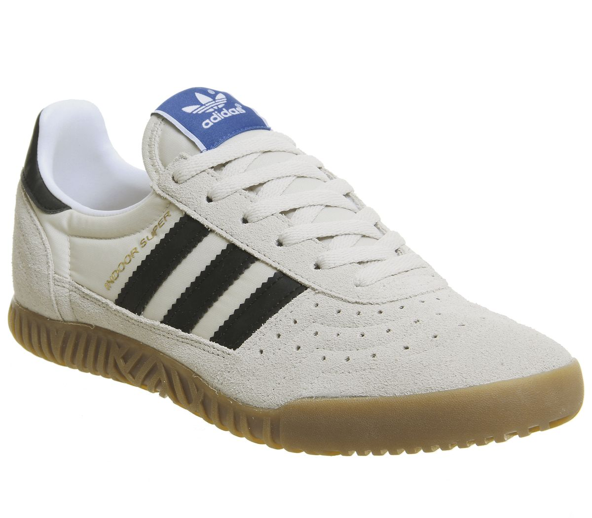 f8747df292ad2e adidas Indoor Super Trainers Clear Brown Core Black Gum - His trainers