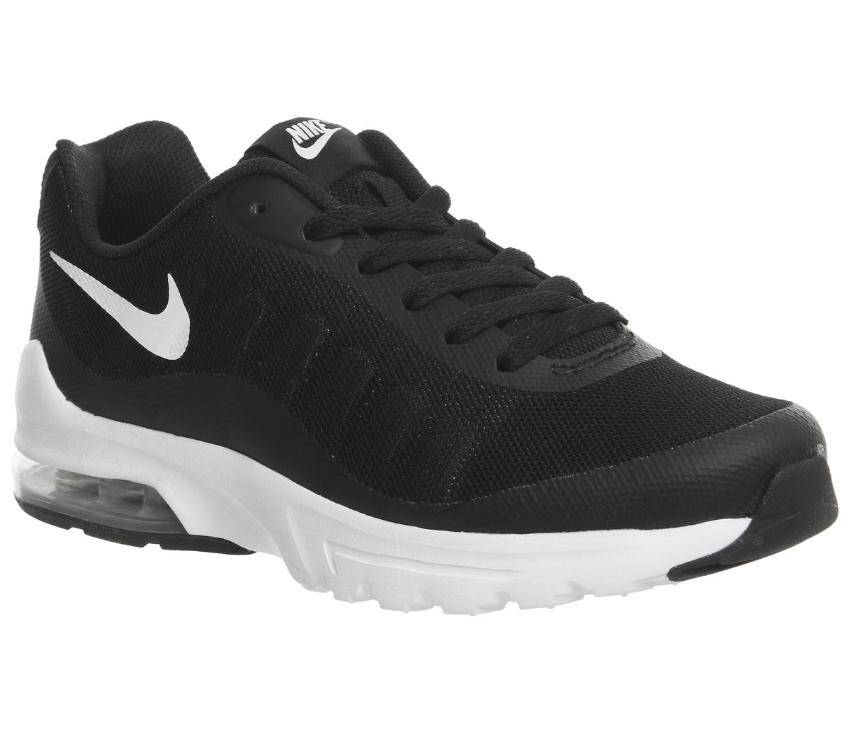 6a2f711aff Nike Air Max Invigor Trainers Black White - Hers trainers