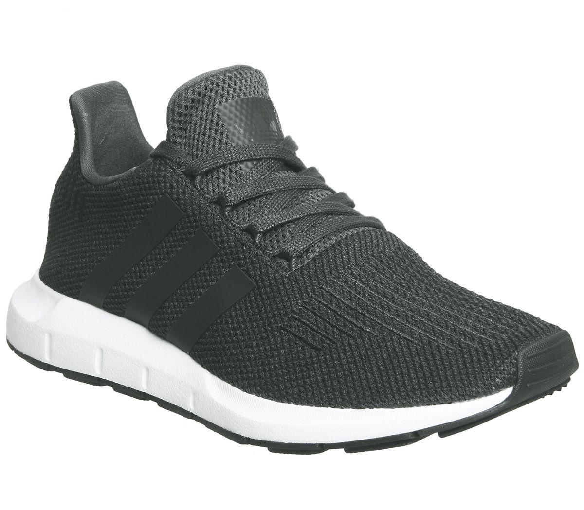 d608a794c adidas Swift Run Trainers Carbon - Unisex Sports