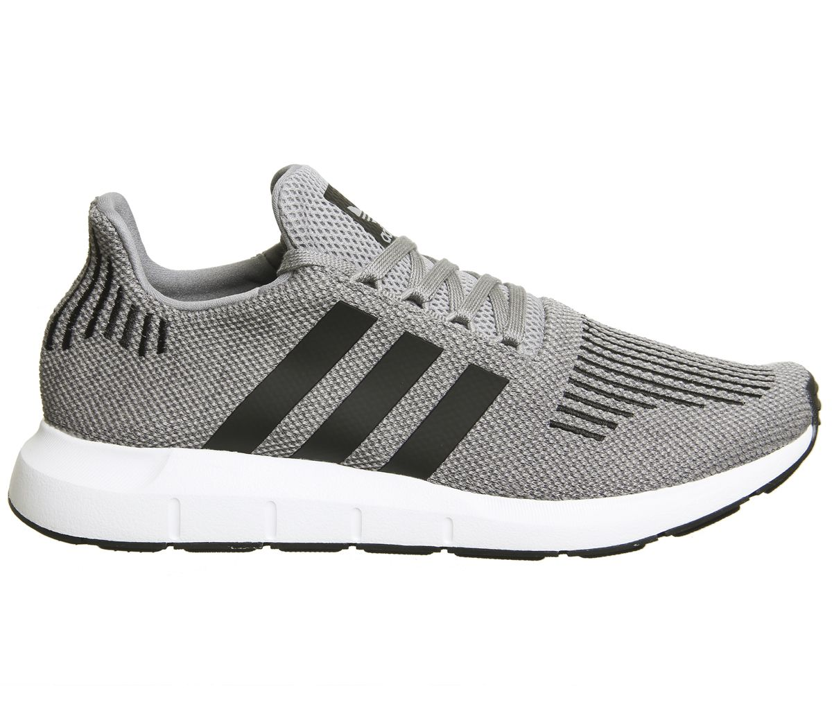 1df0fd57e adidas Swift Run Trainers Grey Core Black - Unisex Sports