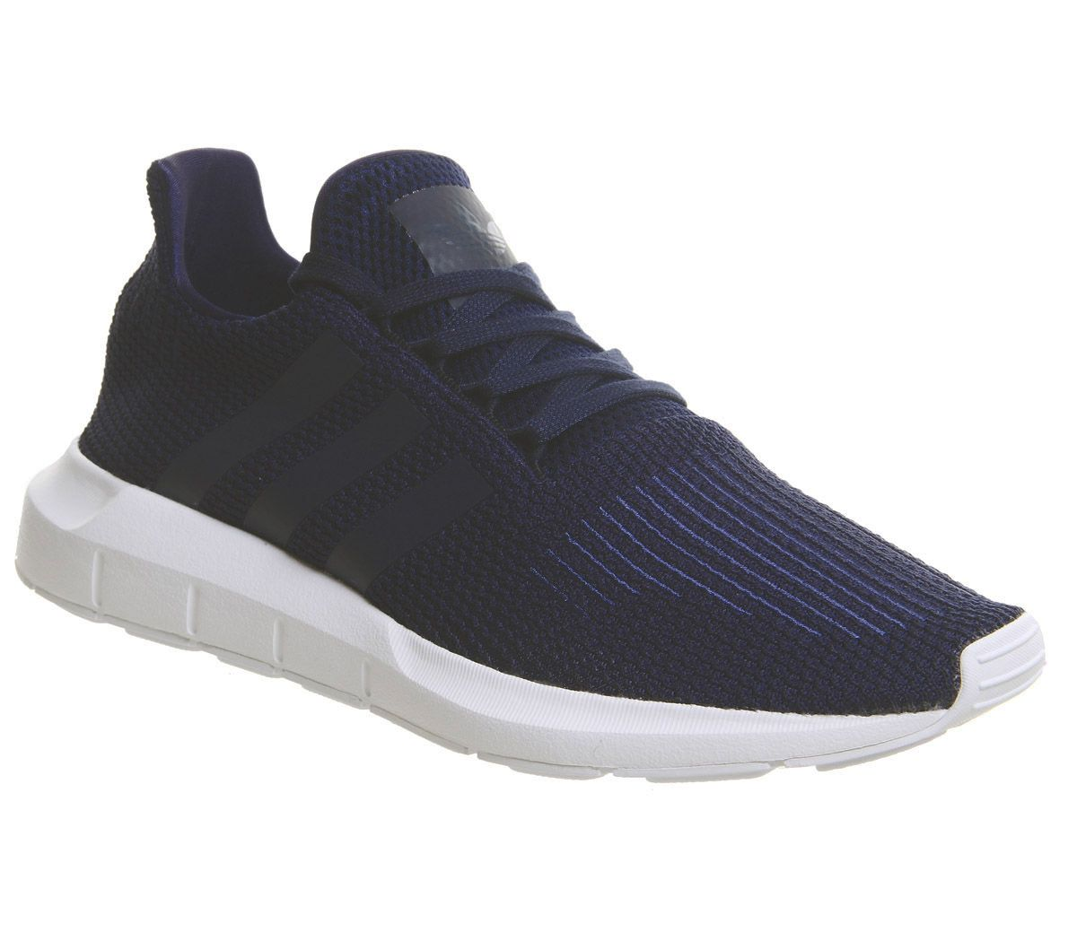 8c49424a5ac23 adidas Swift Run Trainers Collegiate Navy - Unisex Sports