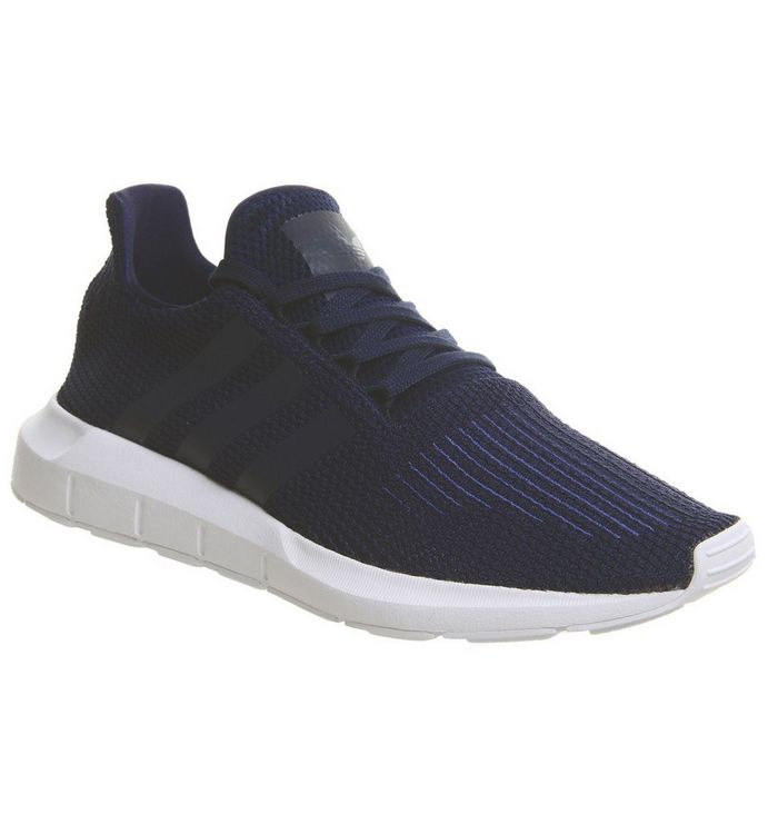 792d59ea8 Adidas Swift Run Trainers Collegiate Navy - Sale