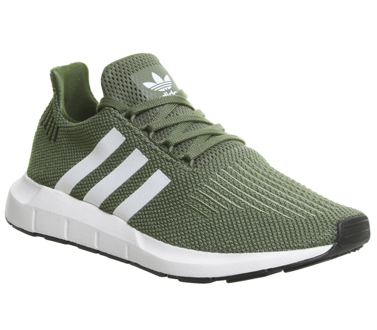 513df28ad12a3 adidas Swift Run Trainers Base Green - Hers trainers