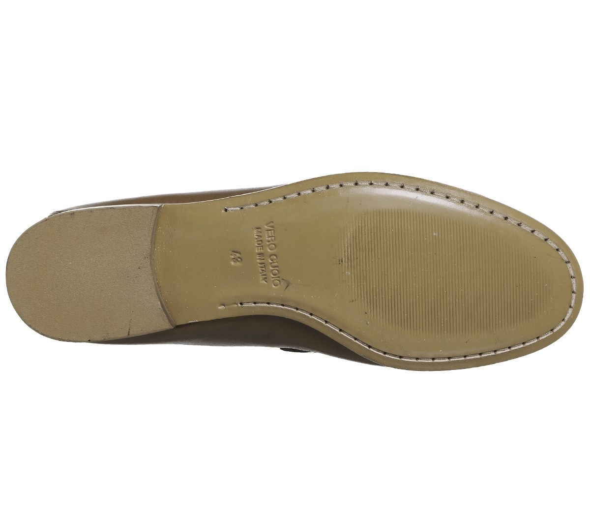 c07948663b8 Poste Famiglia Snaffle Loafers Tan Leather - Smart