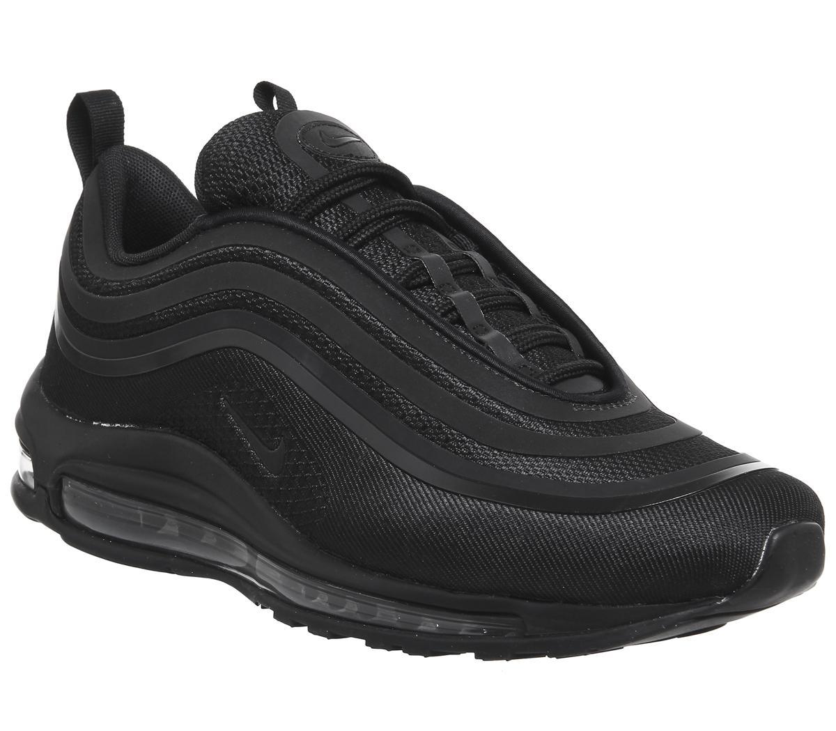 Nike Air Max 97 Ul Black Mono Sneaker herren