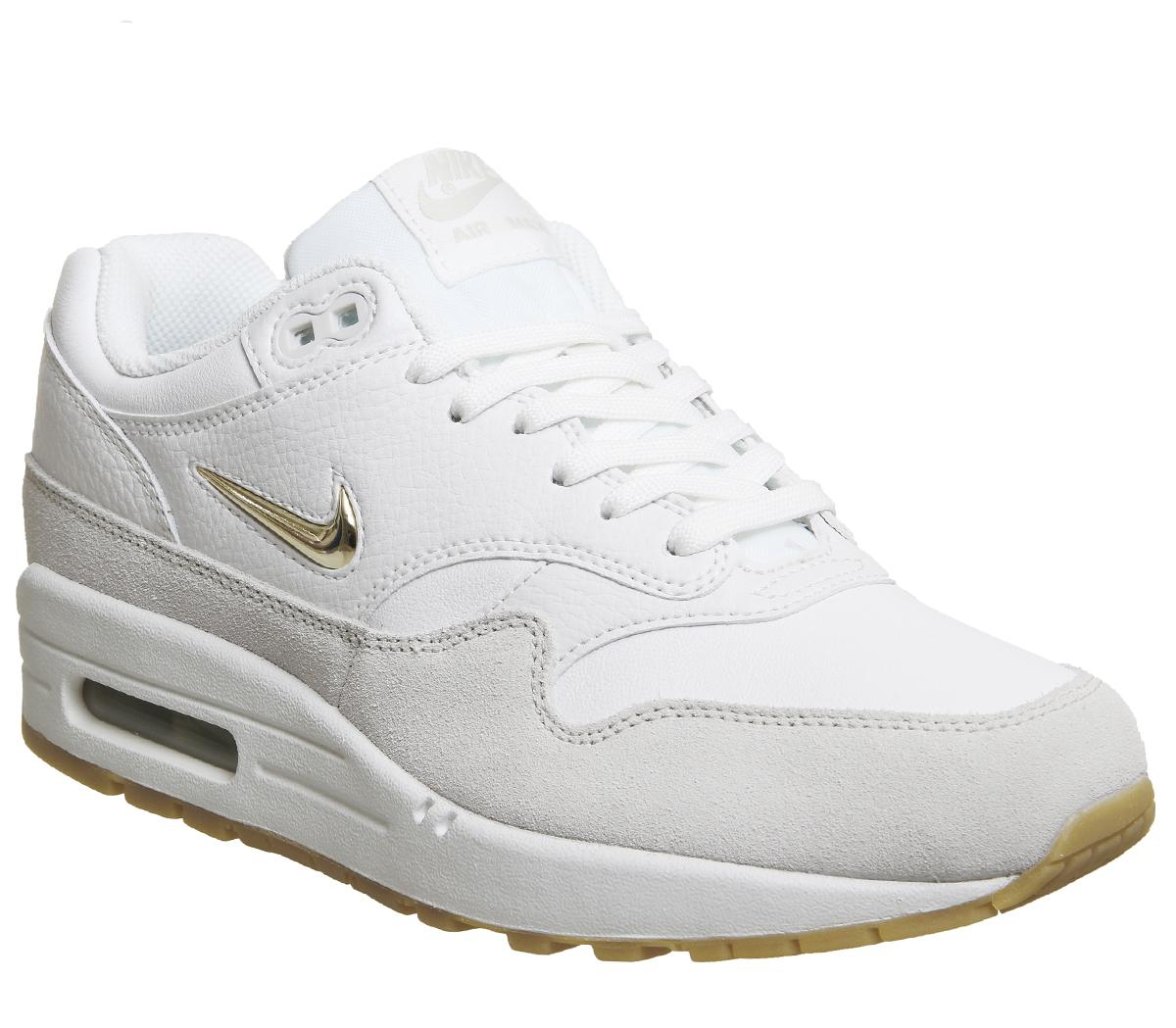 Nike Air Max 1 Jewel Summit White
