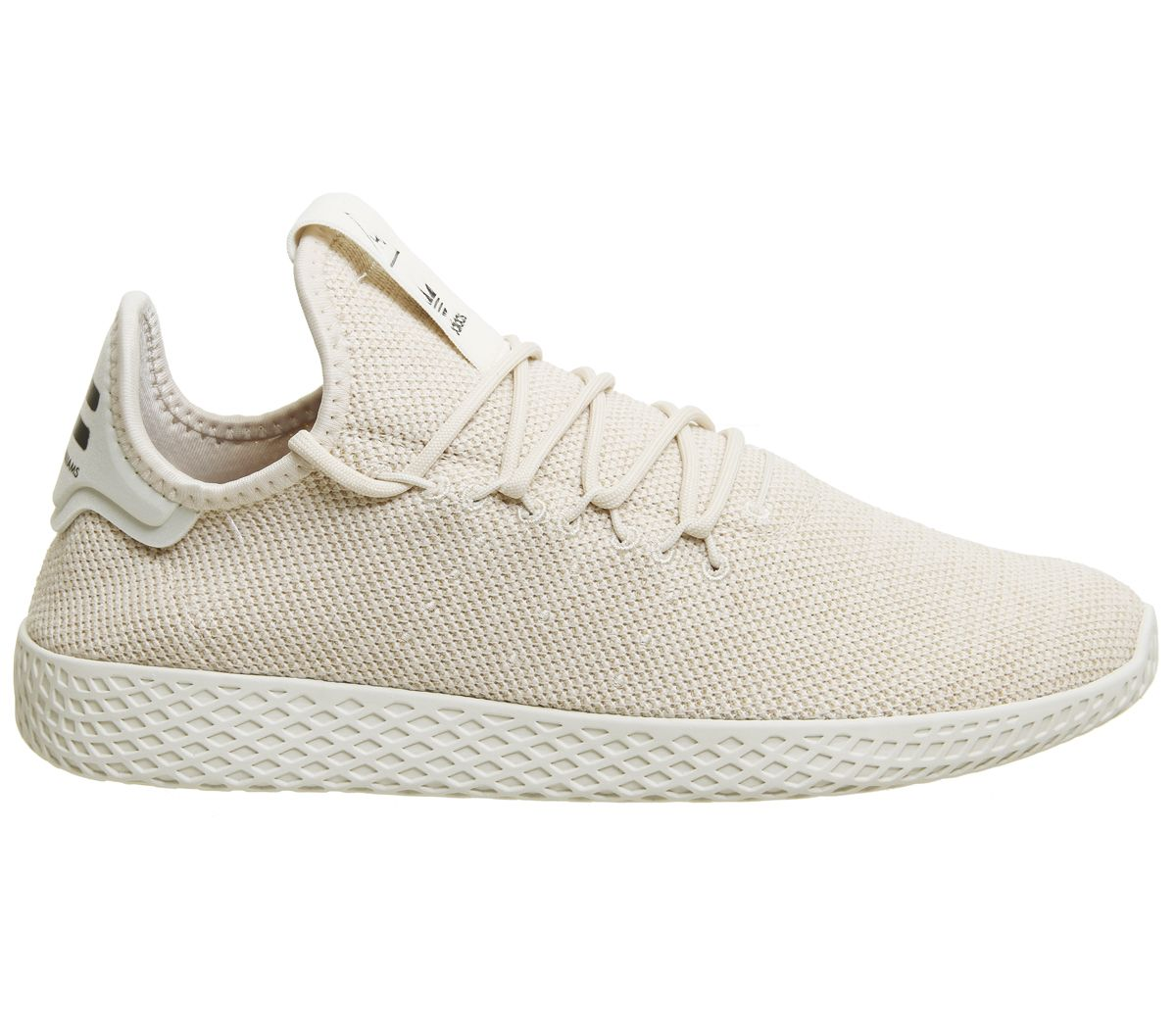 83205b80e adidas Pw Tennis Trainers Linen Chalk White - Unisex Sports
