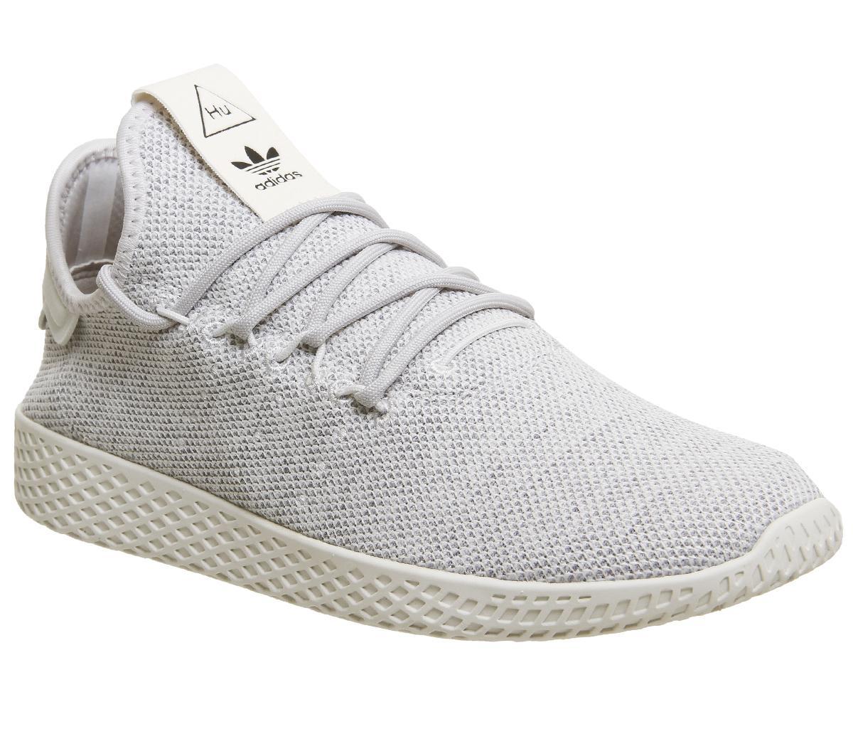 3dbaefd1a9305 Adidas Pw Tennis Trainers Grey One Chalk White - Unisex Sports
