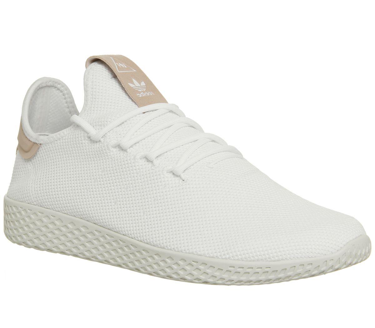 6b286dbe55179 adidas Pw Tennis Trainers White White Linen - Unisex Sports