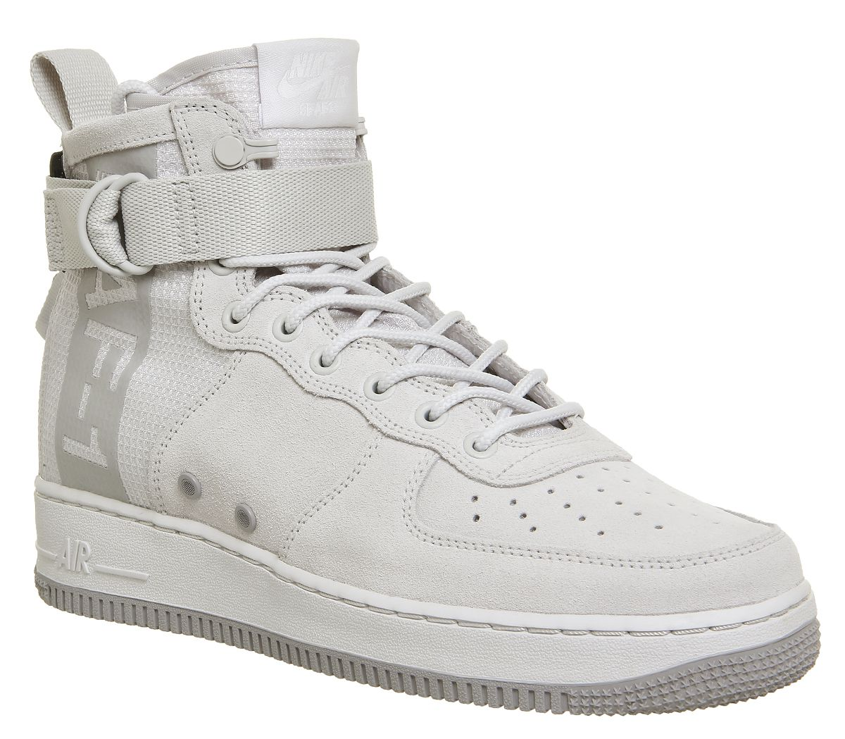 new concept b2c80 fbba9 Sf Af1 Mid 17 Trainers
