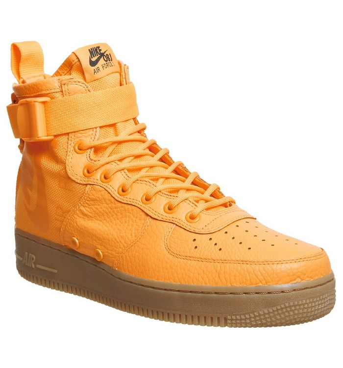 promo code a6895 60000 ... Nike, Sf Af1 Mid 17, Laser Orange Black ...