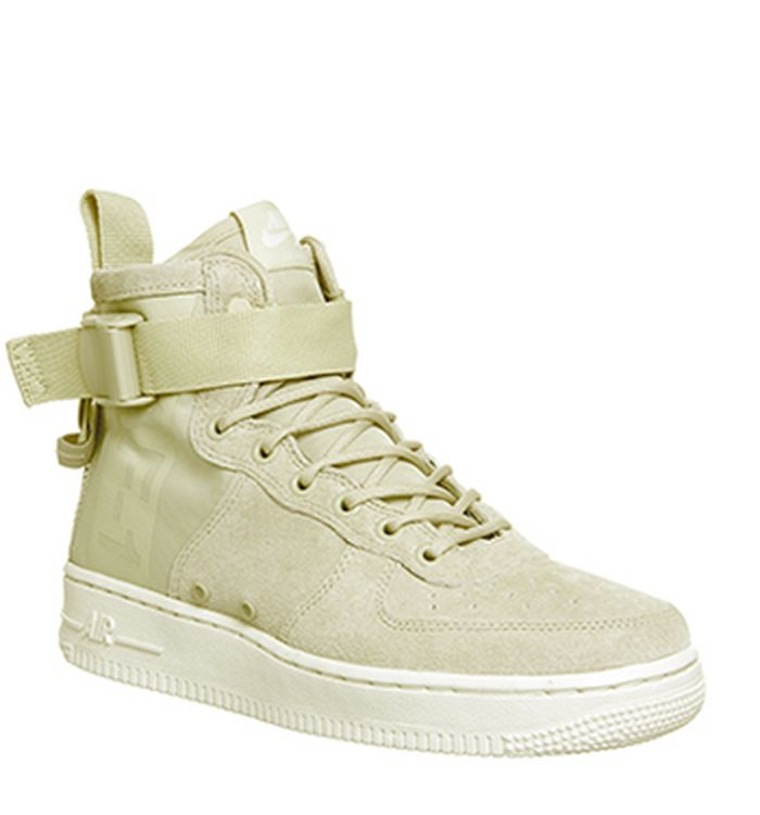 factory price 22177 18358 Quickbuy. 23-04-2018 · Nike Sf Af1 Mid 17 Trainers Fossil Sail F. was  £135.00 NOW ...