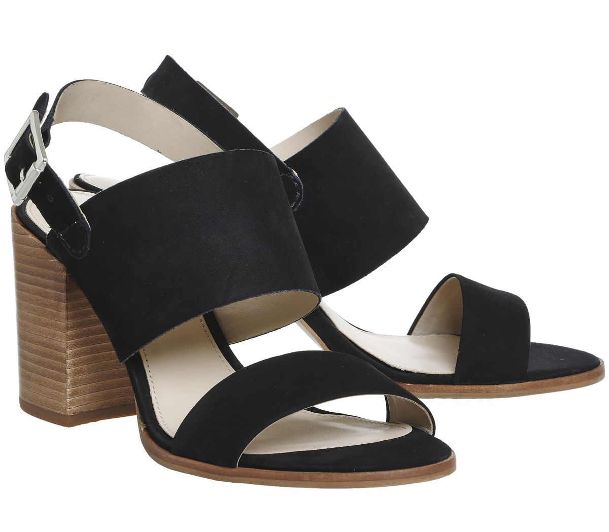 c9636b2a74d Maddox Two Part Block Heels. Double tap to zoom into the image. Office