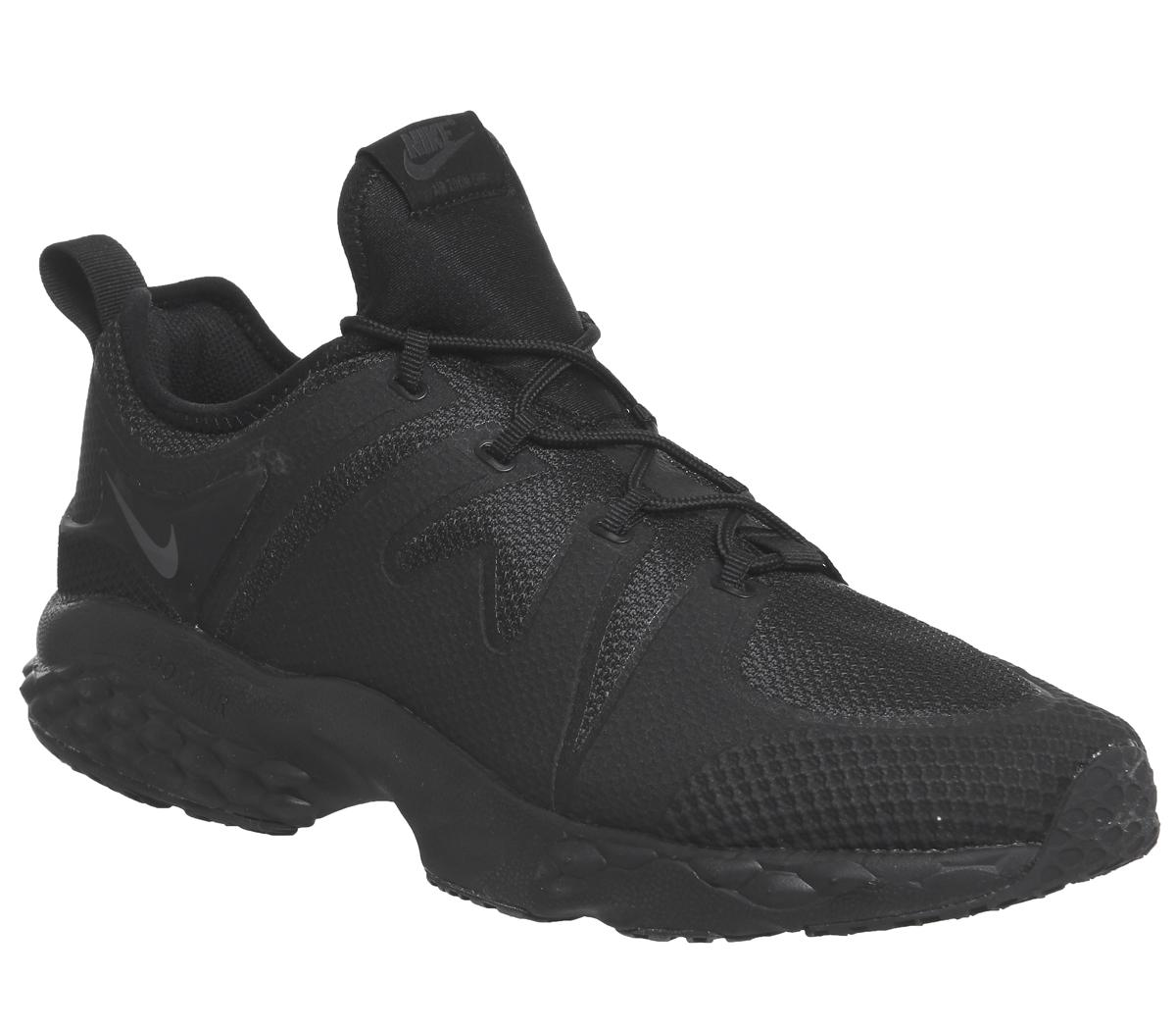 silenzioso limo Vibrare  Nike Air Zoom Lwp 16 Trainers Black - His trainers