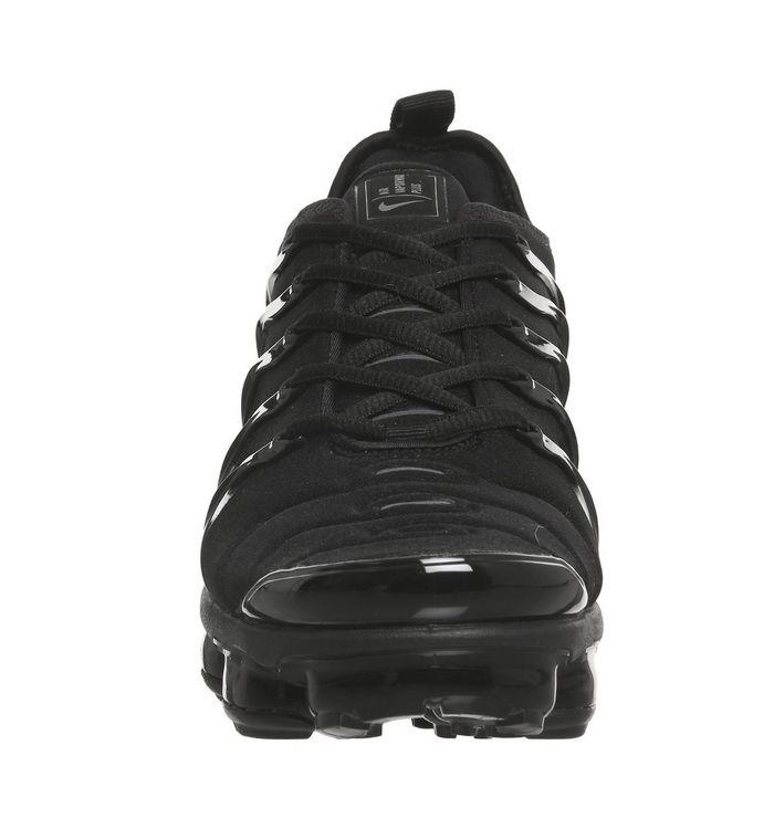 big sale d419e 73920 Nike Vapormax Air Vapormax Plus Black Black Dark Grey - Hers ...