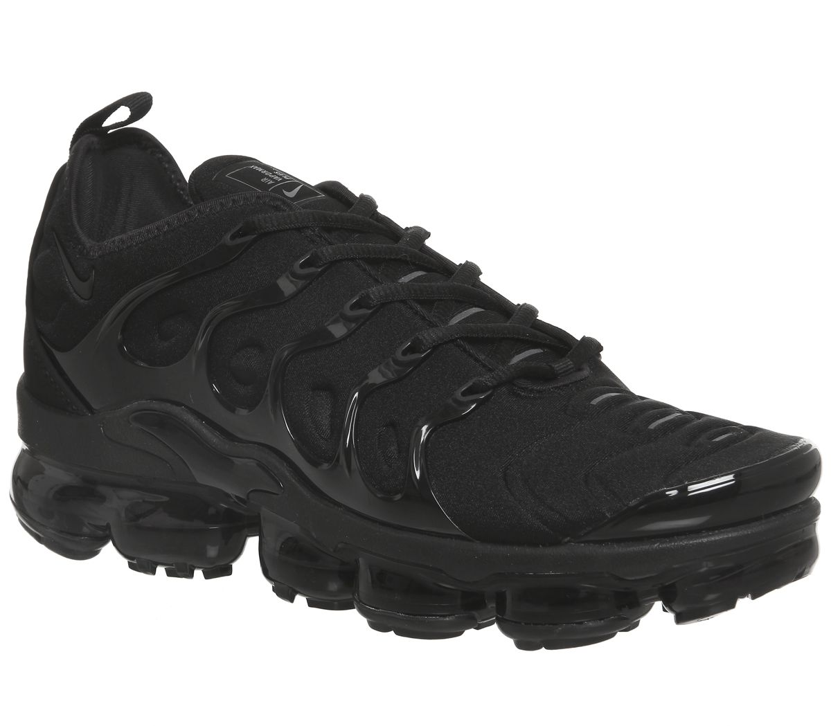 big sale 8663b 687f3 Nike Vapormax Air Vapormax Plus Black Black Dark Grey - Hers ...